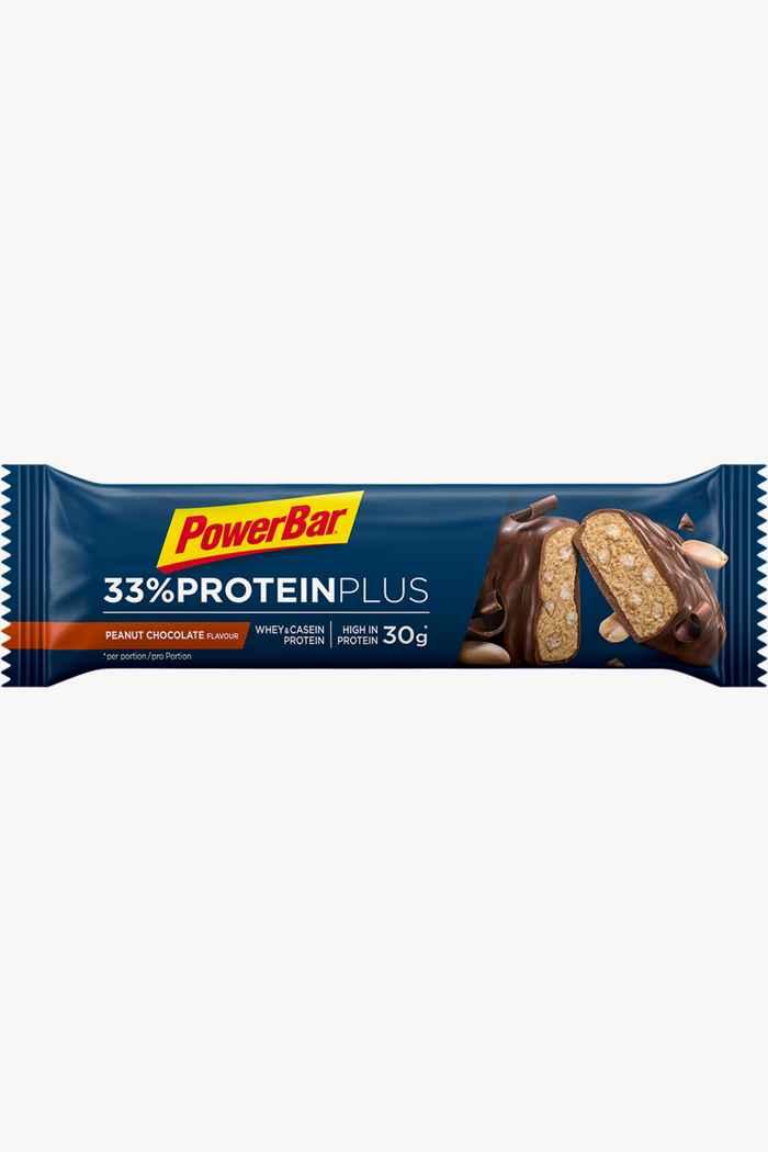 PowerBar Protein Plus 33 10 x 90 g barretta per lo sport Colore Blu 2