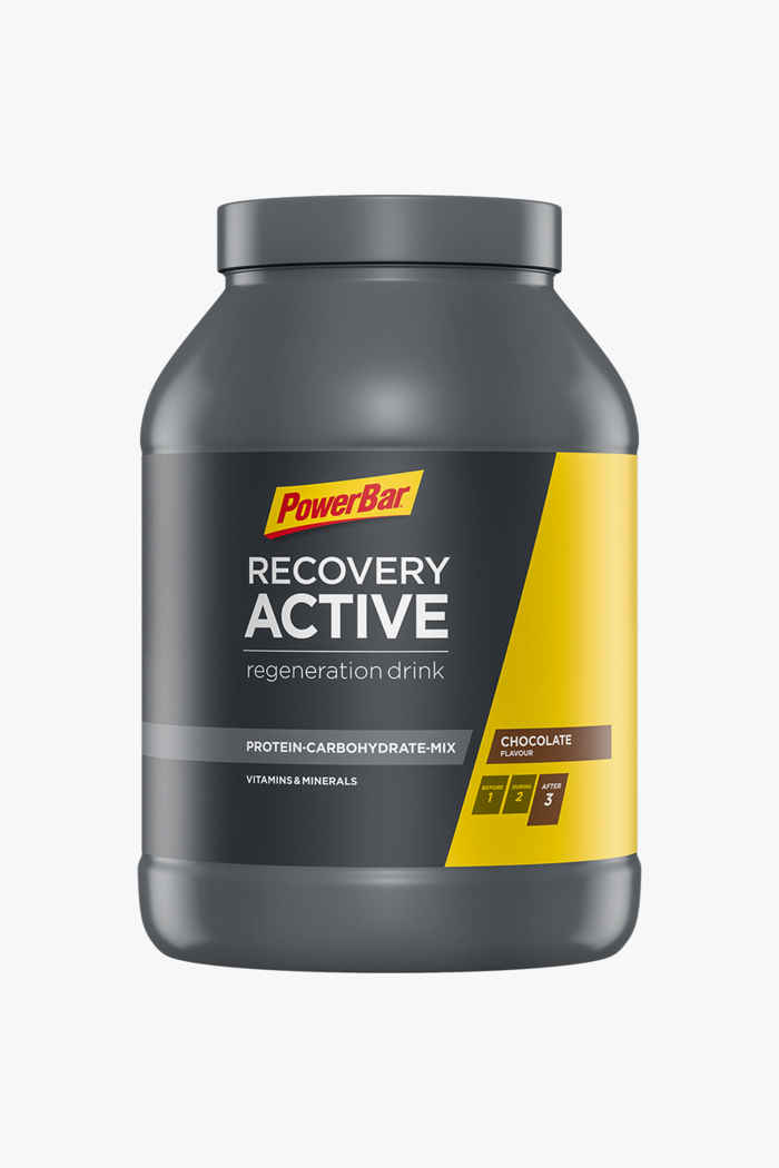PowerBar Recovery Active 1210 g Sport Drink 1