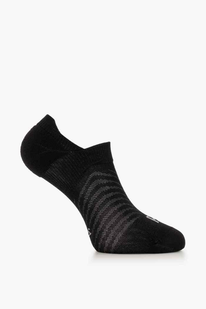 Powerzone 3-Pack 35-42 chaussettes de course Couleur Noir/gris 1