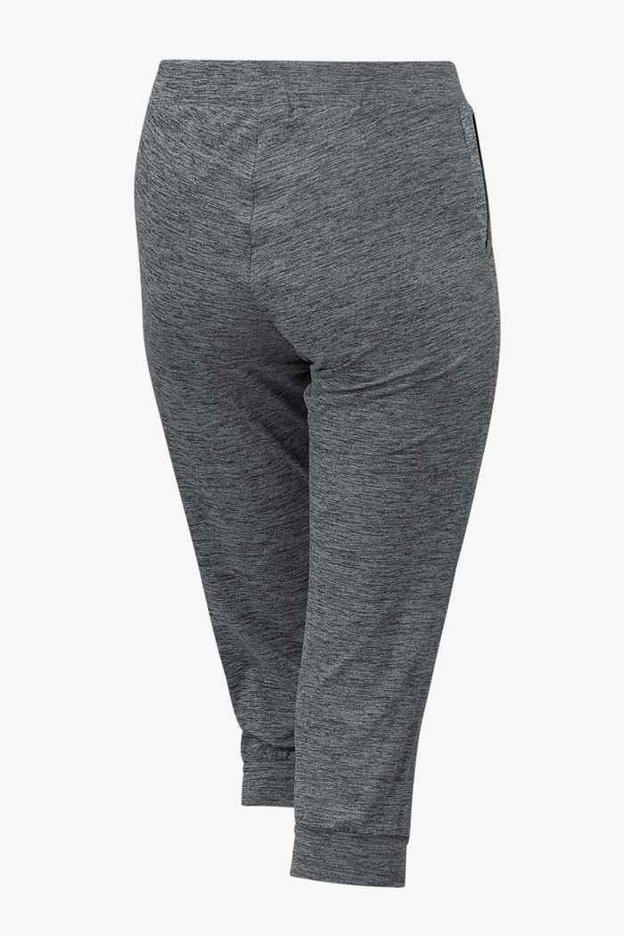 Powerzone Damen 3/4 Fitnesshose Farbe Grau 2