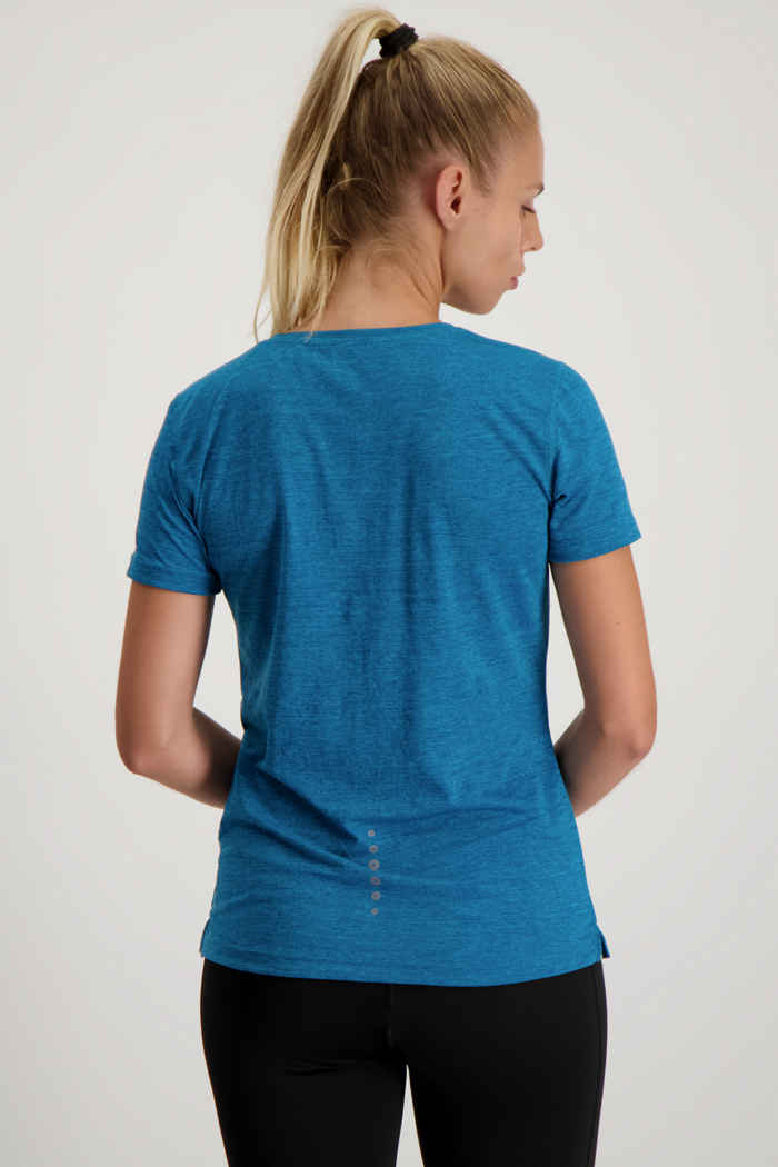 Powerzone Damen T-Shirt Farbe Blau 2