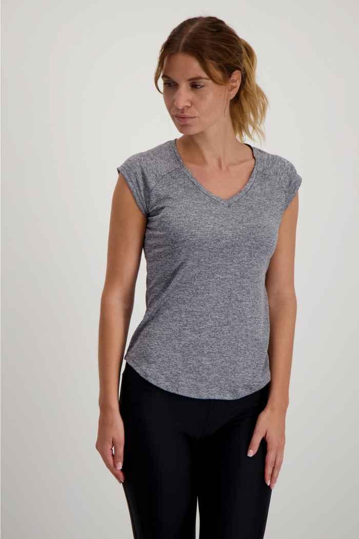 Powerzone Damen T-Shirt Farbe Grau 1