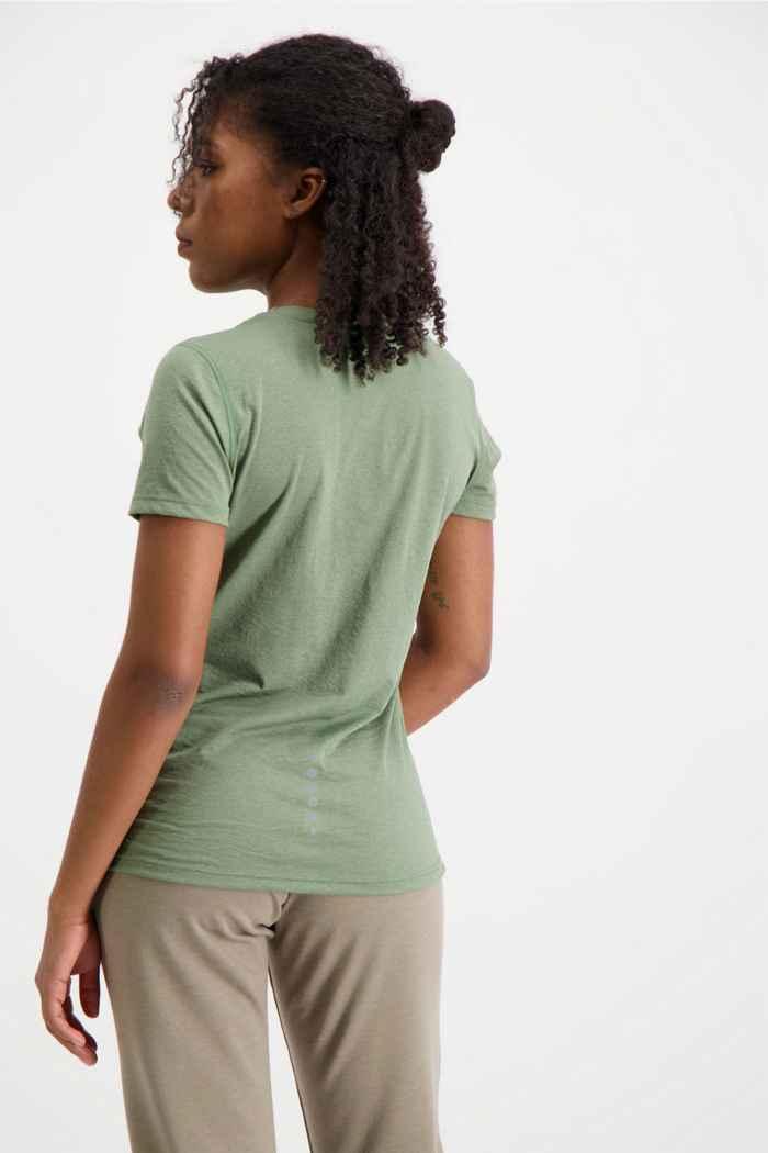 Powerzone Damen T-Shirt Farbe Grün 2