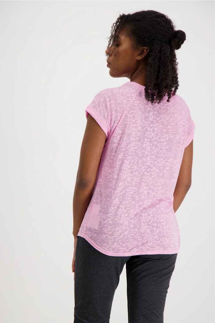 Powerzone Damen T-Shirt Farbe Rosa 2