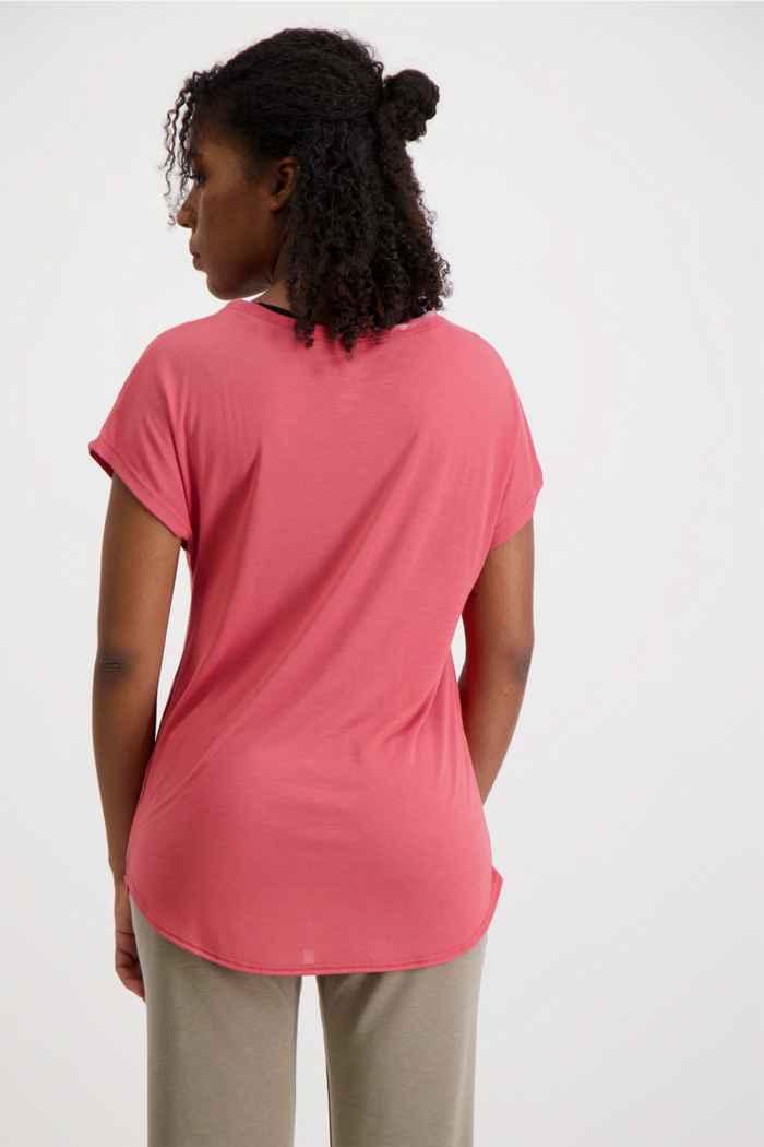 Powerzone Damen T-Shirt Farbe Rost 2