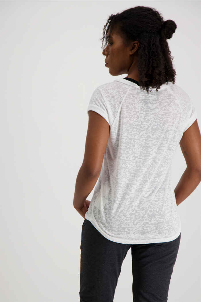 Powerzone Damen T-Shirt Farbe Weiß 2