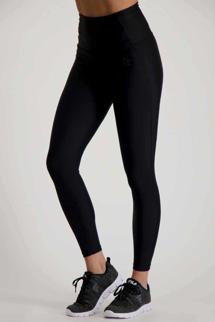 Powerzone Damen Tight Farbe Schwarz 1