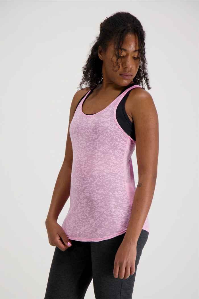 Powerzone Damen Top Farbe Rosa 1