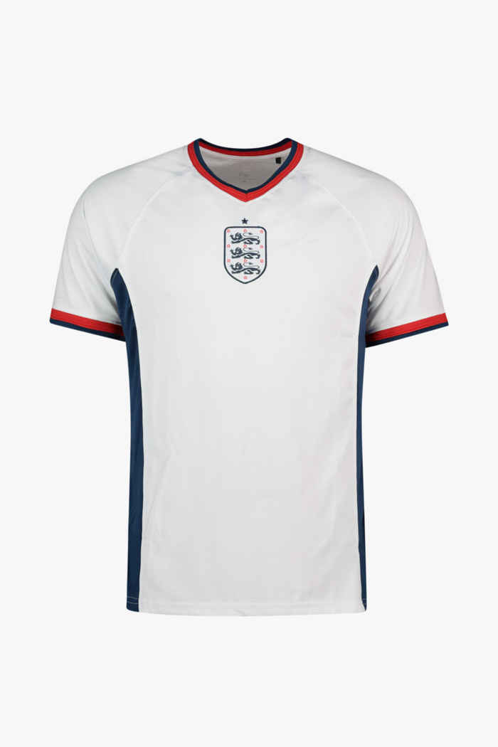 Powerzone England Fan Herren T-Shirt 1