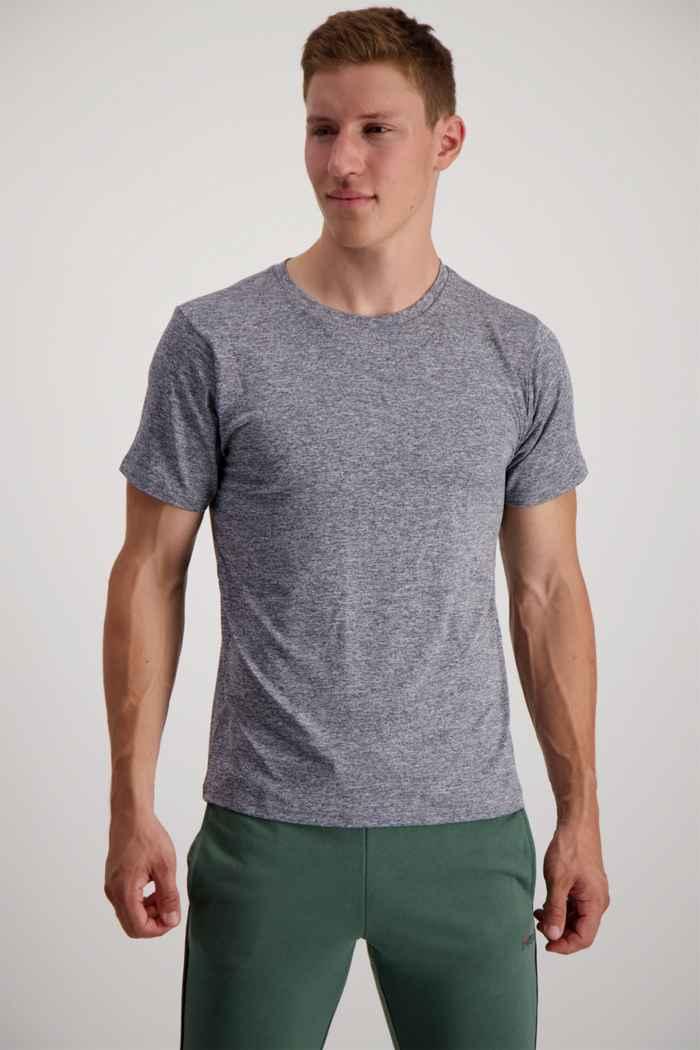 Powerzone Herren T-Shirt Farbe Grau 1
