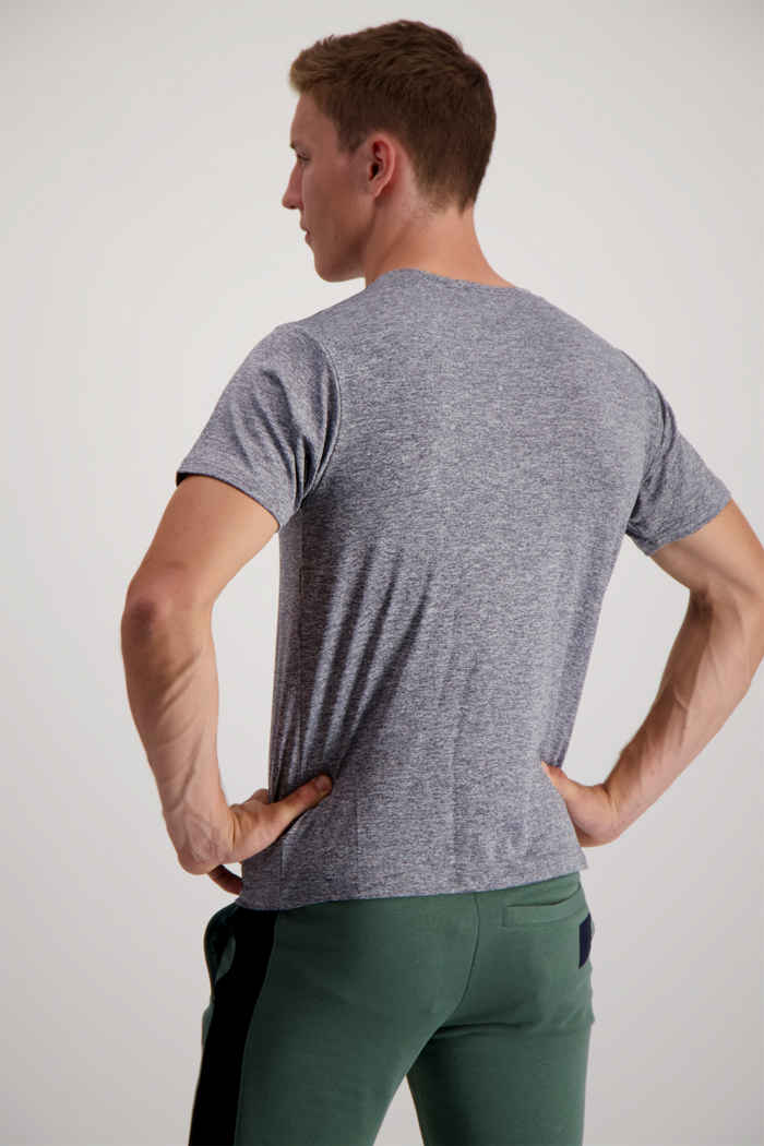 Powerzone Herren T-Shirt Farbe Grau 2