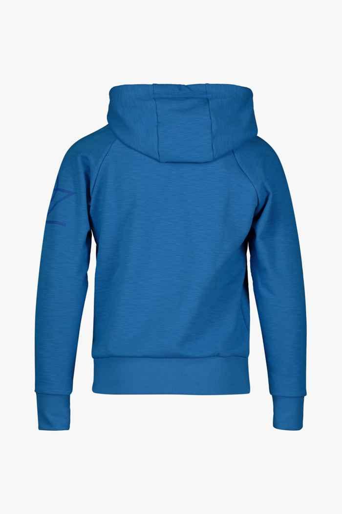 Powerzone hoodie bambino Colore Blu 2