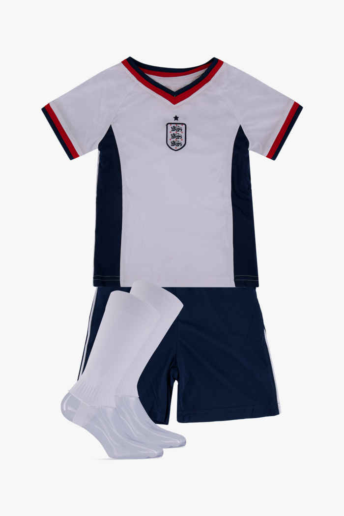 Powerzone Inghilterra Fan set calcio bambini 1