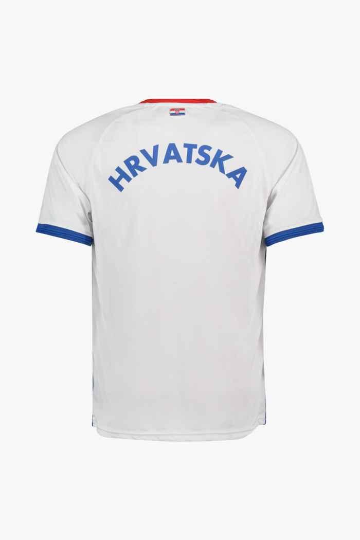 Powerzone Kroatien Fan Herren T-Shirt 2