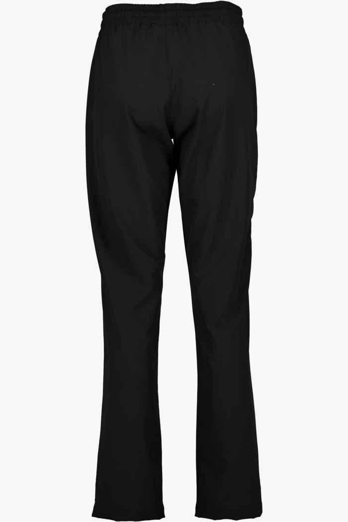 Powerzone Kurzgrösse Damen Trainerhose Farbe Schwarz 2