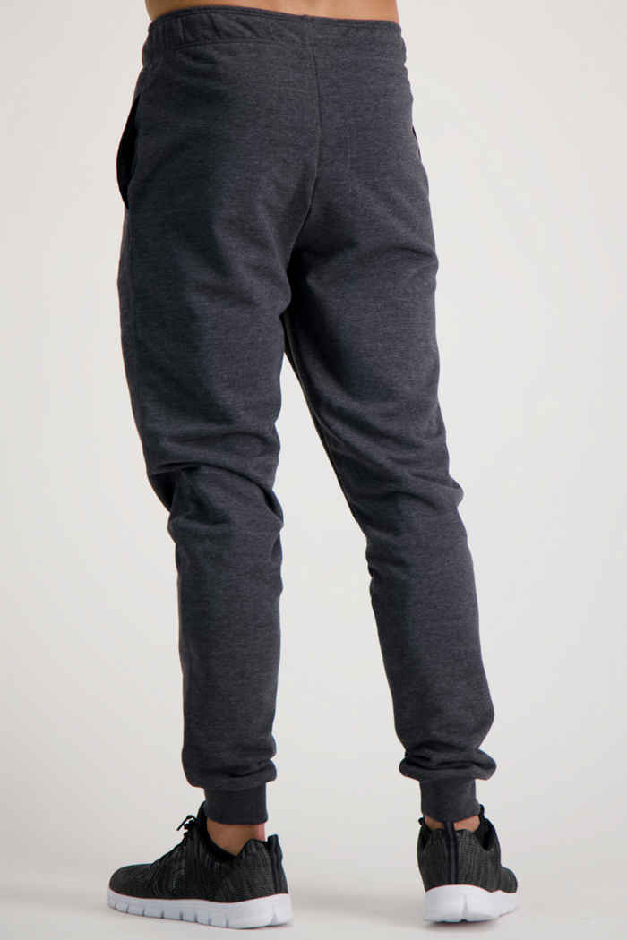 Powerzone Kurzgrösse Herren Trainerhose Farbe Anthrazit 2