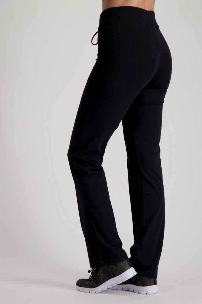 Powerzone Langgrösse Damen Trainerhose Farbe Schwarz 2