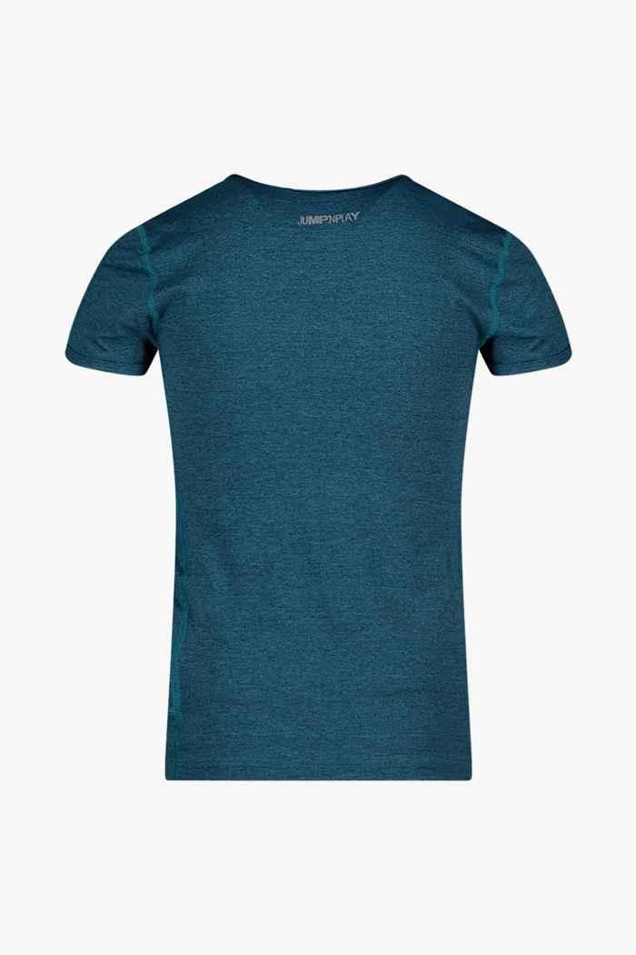 Powerzone Mädchen T-Shirt Farbe Türkis 2