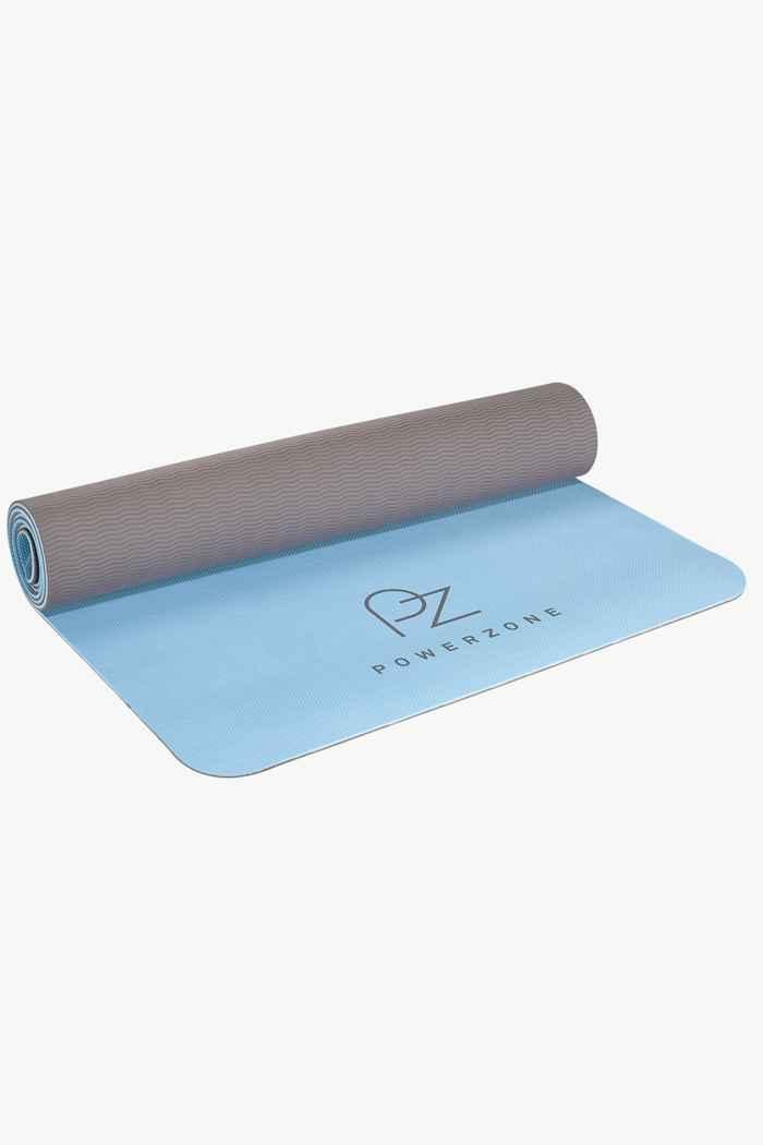 Powerzone materassino da yoga Colore Blu 1