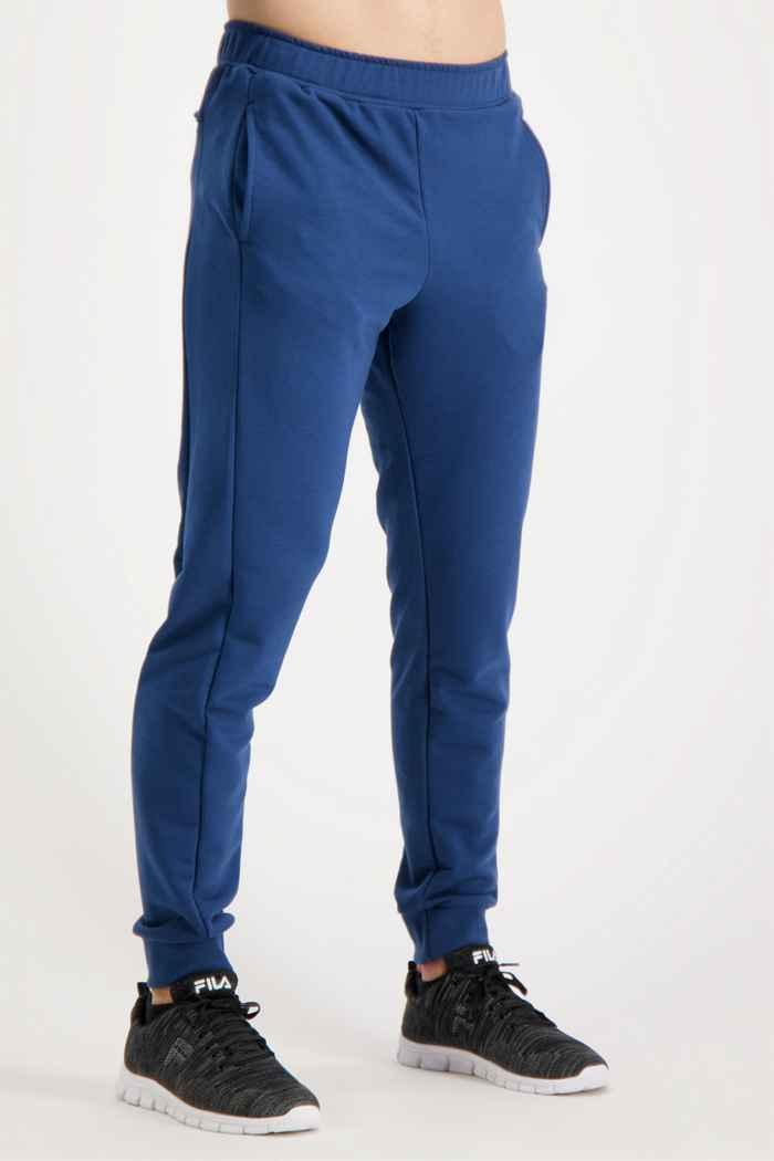Powerzone pantalon de sport hommes Couleur Bleu 1