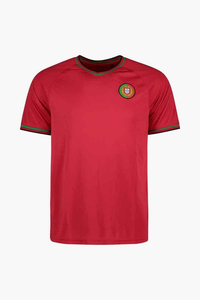 Powerzone Portugal Fan Herren T-Shirt 1