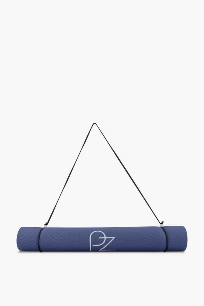 Powerzone Pro 3 mm Yogamatte Farbe Blau 2