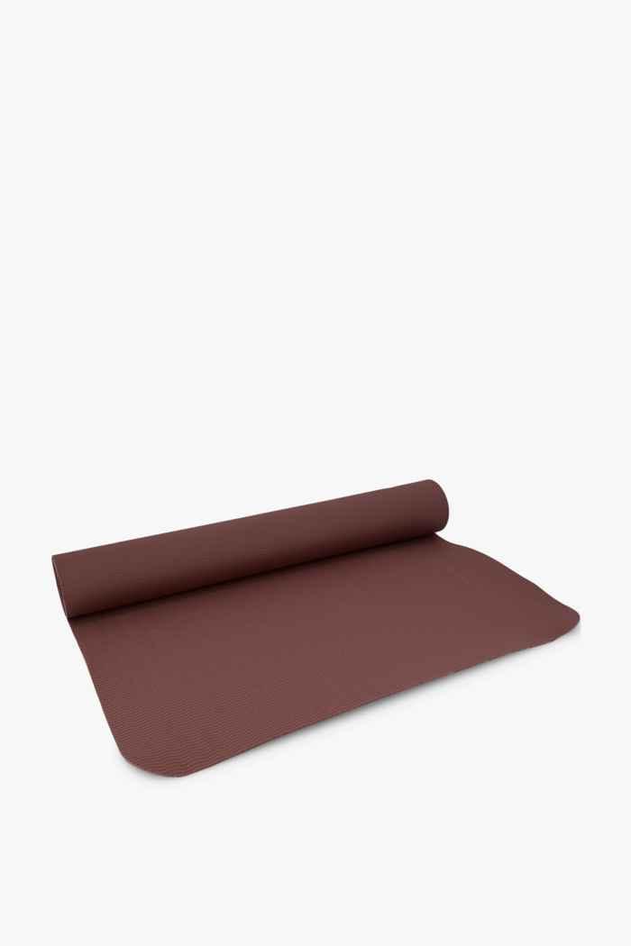 Powerzone Pro 3 mm Yogamatte Farbe Braun 1