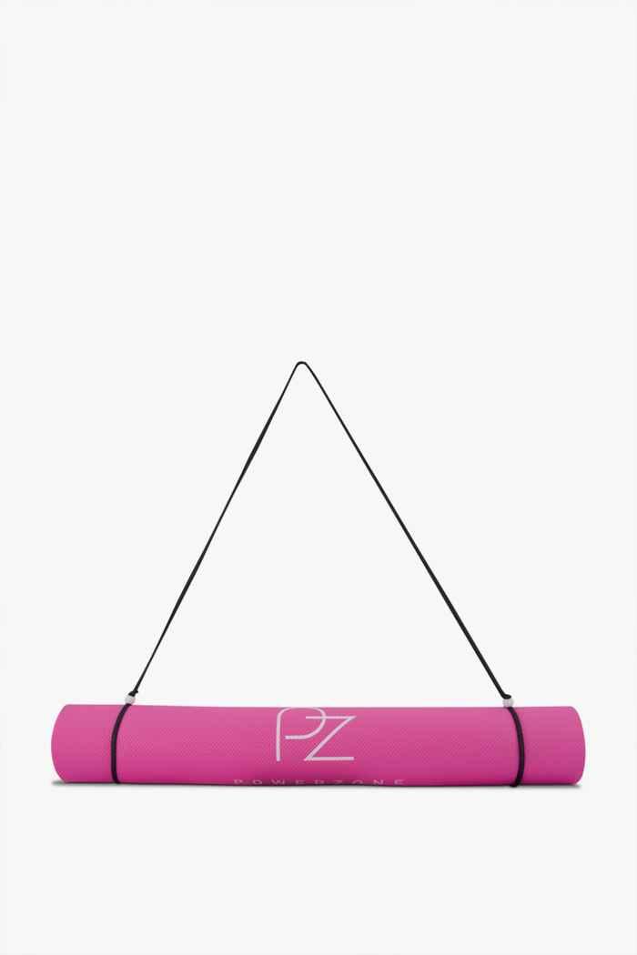 Powerzone Pro 3 mm Yogamatte Farbe Pink 2