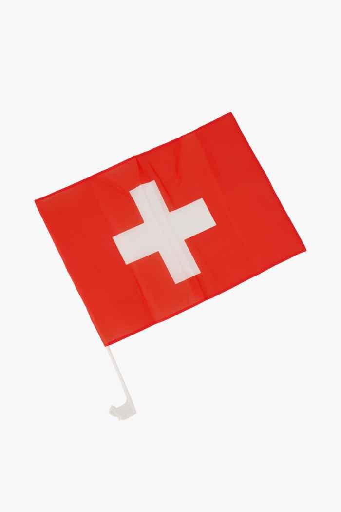 Powerzone Schweiz Autofahne 1