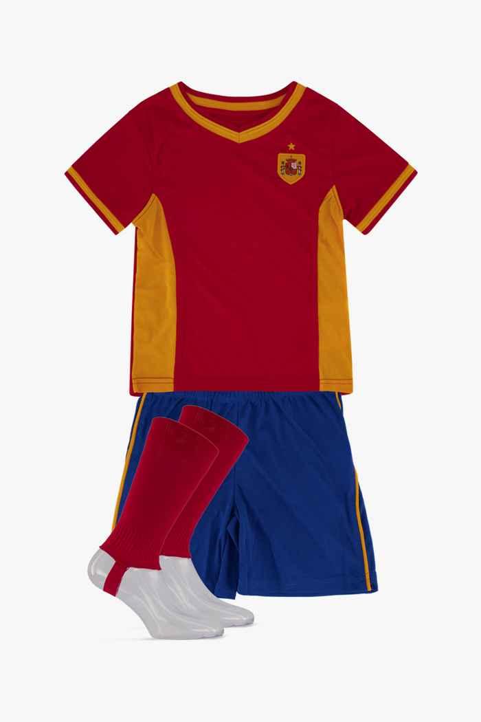 Powerzone Spagna Fan set calcio bambini 1