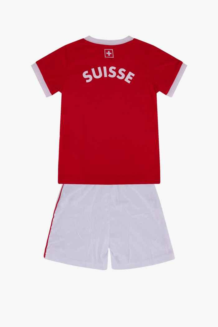 Powerzone Suisse Fan kit de football enfants 2