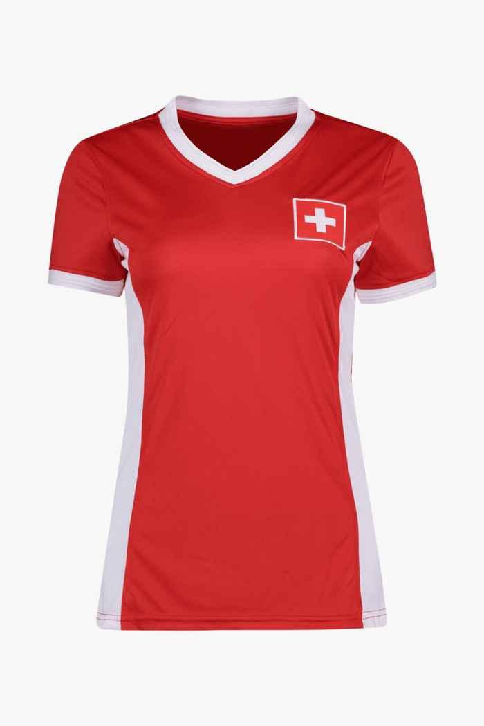 Powerzone Suisse Fan t-shirt femmes 1