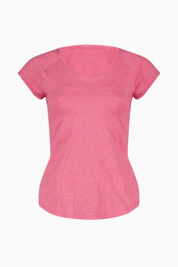 Powerzone t-shirt donna Colore Rosa intenso 1