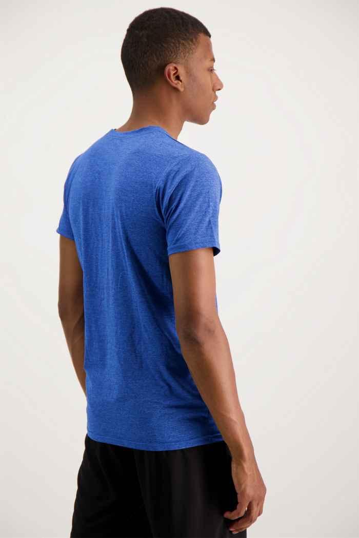 Powerzone t-shirt hommes Couleur Bleu 2