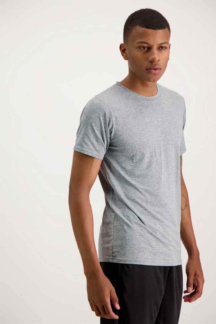 Powerzone t-shirt hommes Couleur Gris 1