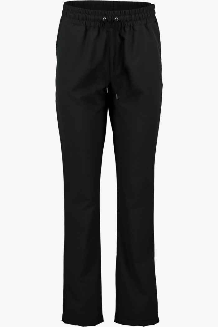 Powerzone taglia corta pantaloni della tuta donna Colore Nero 1