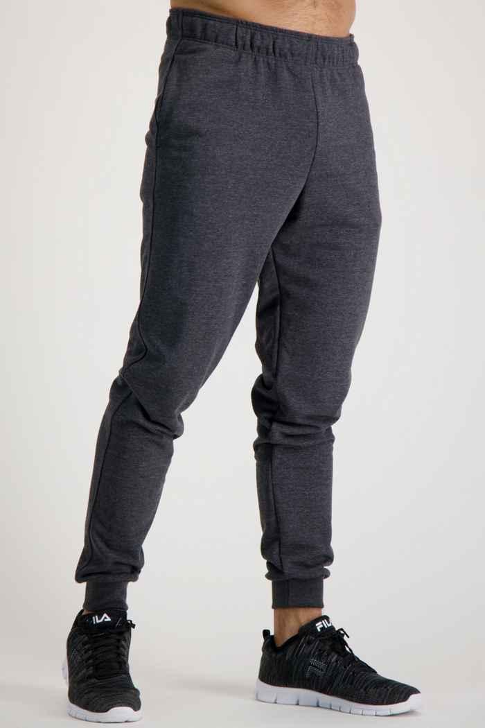 Powerzone taglia corta pantaloni della tuta uomo Colore Antracite 1