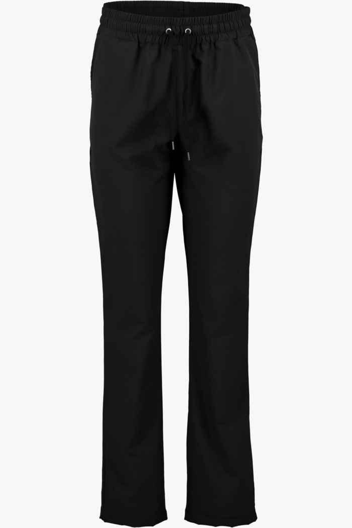 Powerzone taille longue pantalon de sport femmes Couleur Noir 1