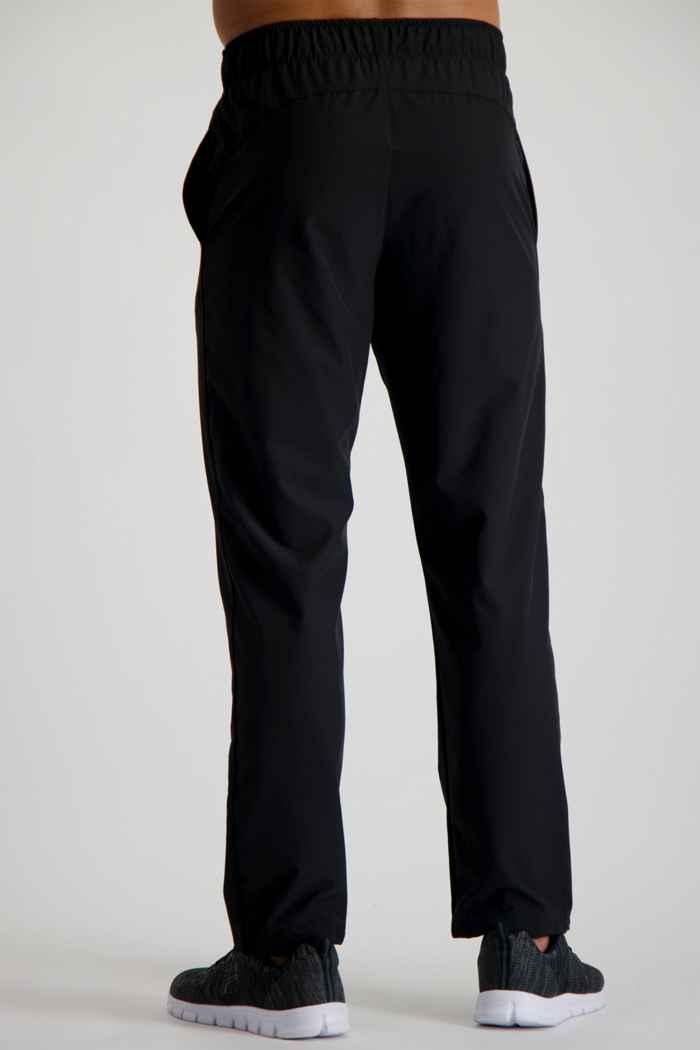 Powerzone taille longue pantalon de sport hommes Couleur Noir 2