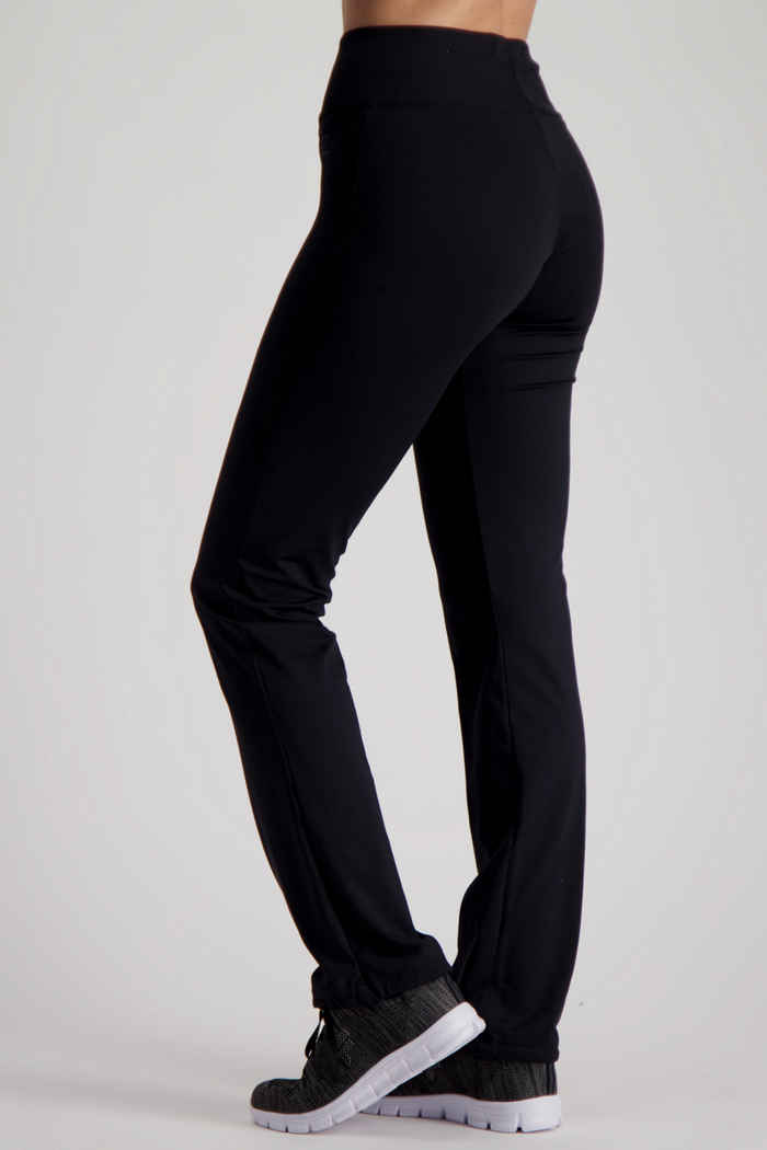 Powerzone taille longue pantalon femmes Couleur Noir 2