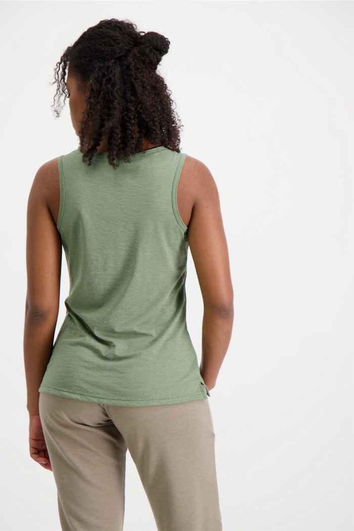 Powerzone top donna Colore Verde 2