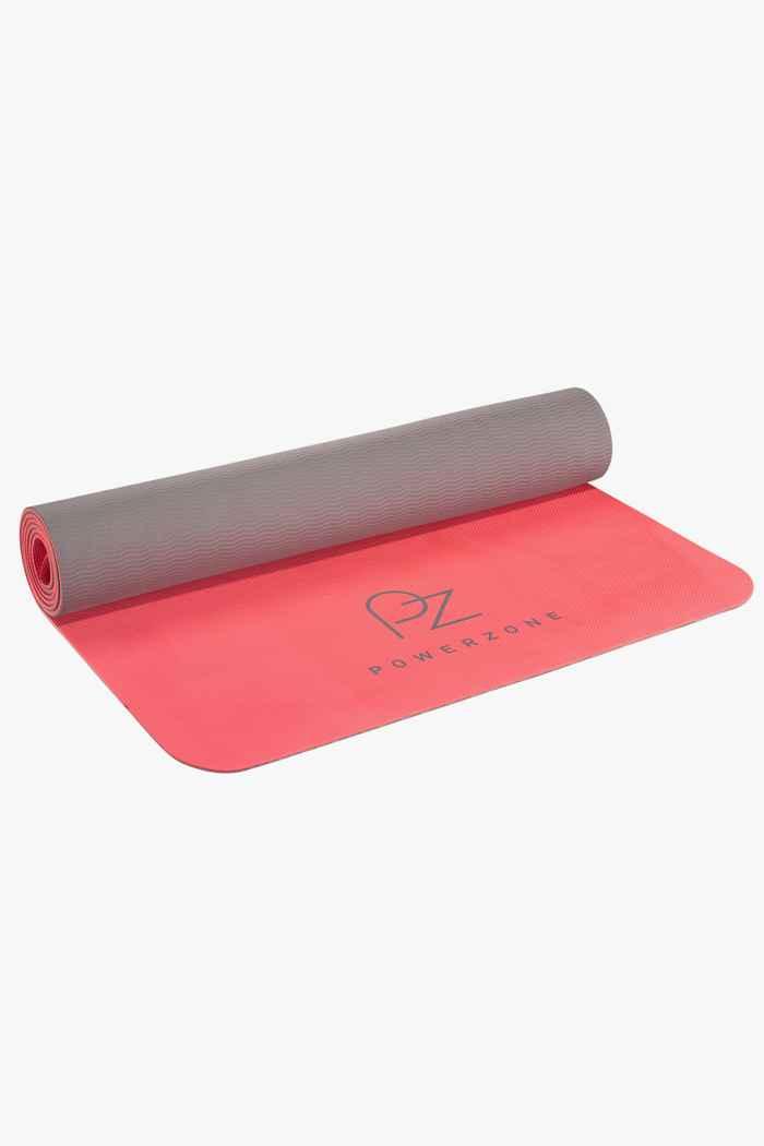 Powerzone Yogamatte Farbe Pink 1