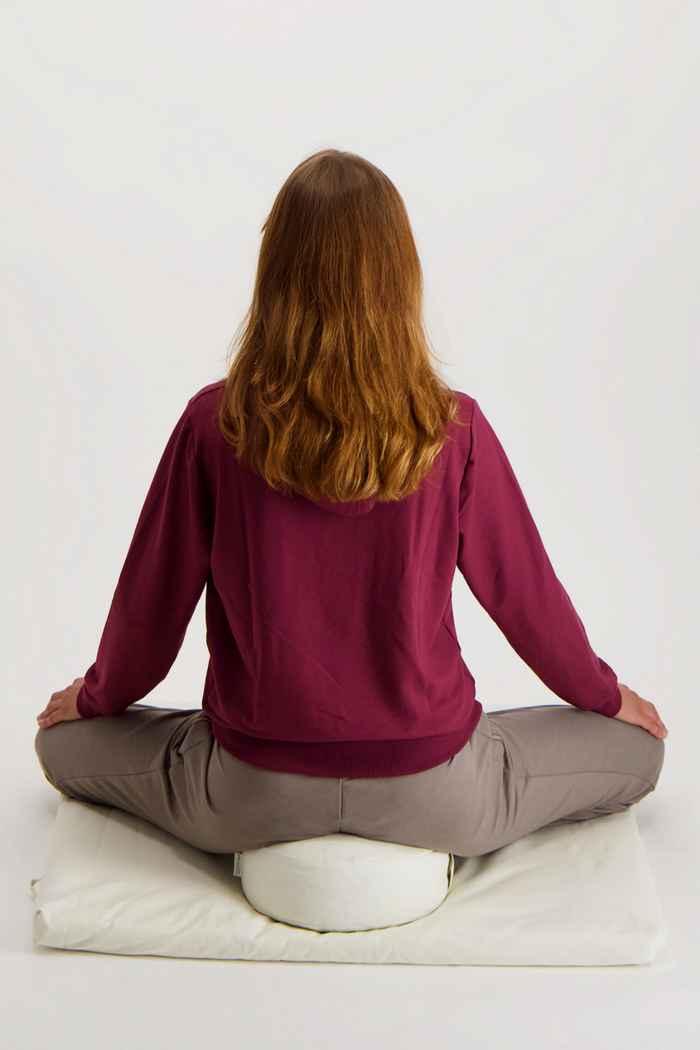 Prolana Mini cuscino da meditazione Colore Crema 2