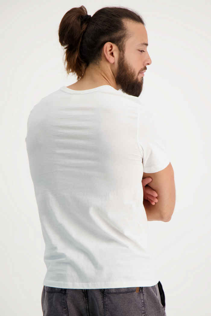 Protest Berry t-shirt uomo Colore Bianco 2