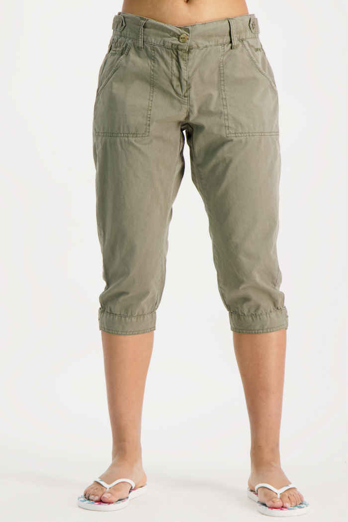 Protest Soupie pantalon 3/4 femmes 1