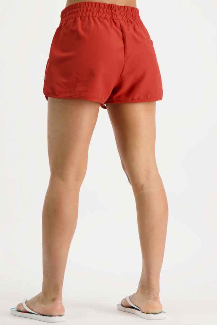 Protest Tenerife 21 Damen Badeshort Farbe Rot 2