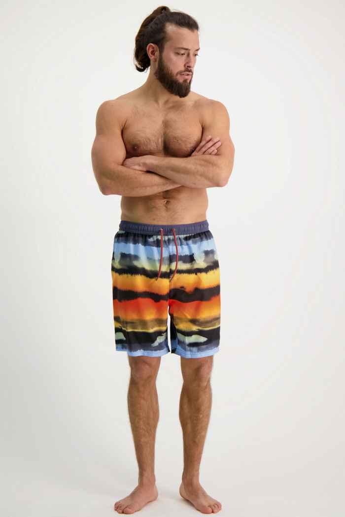Protest Troy costume da bagno uomo Colore Arancio 1