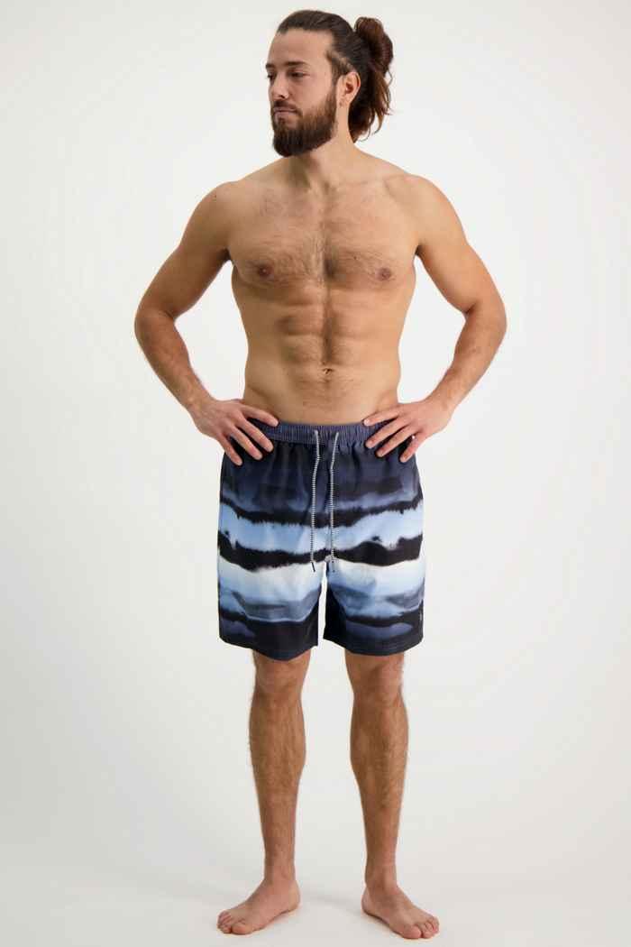Protest Troy maillot de bain hommes Couleur Bleu 1