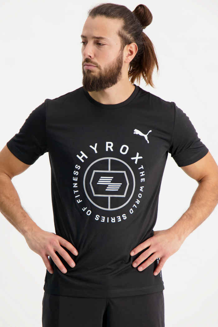 Puma Active x Hyrox t-shirt hommes 1