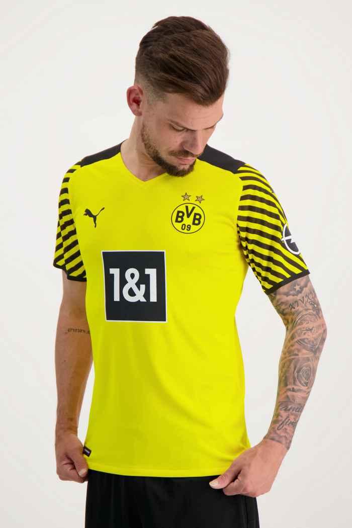 Puma Borussia Dortmund Authentic Herren Fussballtrikot 1